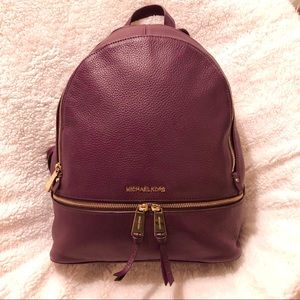 Michael Kors Large Rhea Backpack